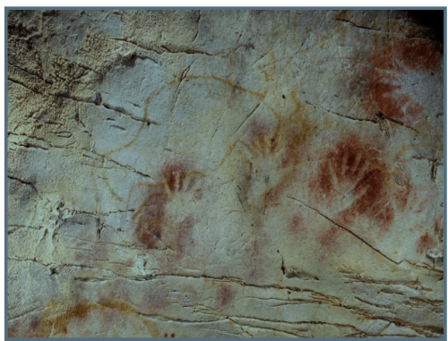 cave painting 100000 years old